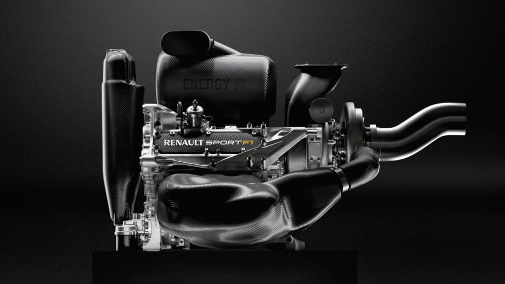 New Formula One engine design marks the pinnacle of engineering