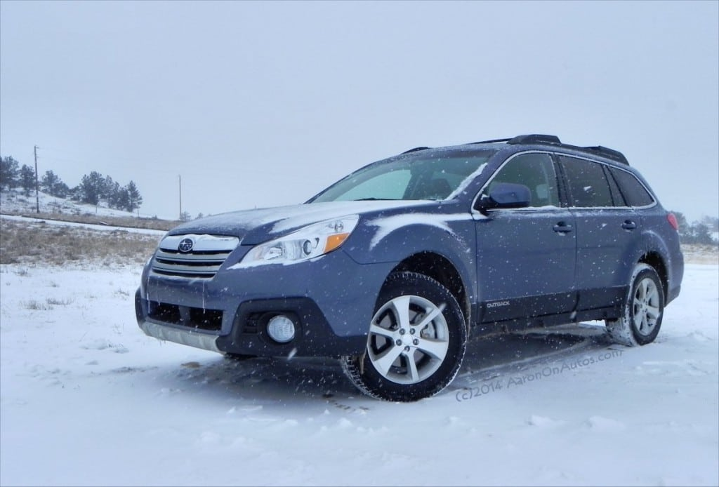2014 Subaru Outback is the bigger, more luxurious Subaru