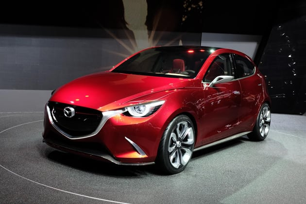 HAZUMI – Mazda Unveils The Hot Hatch We All Wish They'd Make – Guys Gab
