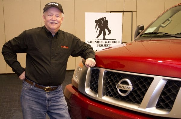 Nissan's Project Titan teams with the Wounded Warrior Project – Torque News