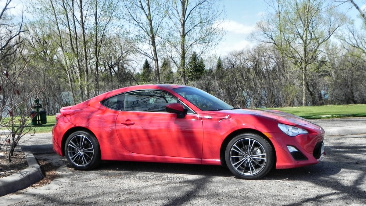 2014 Scion FR-S Is Everything A Sports Coupe Should Be