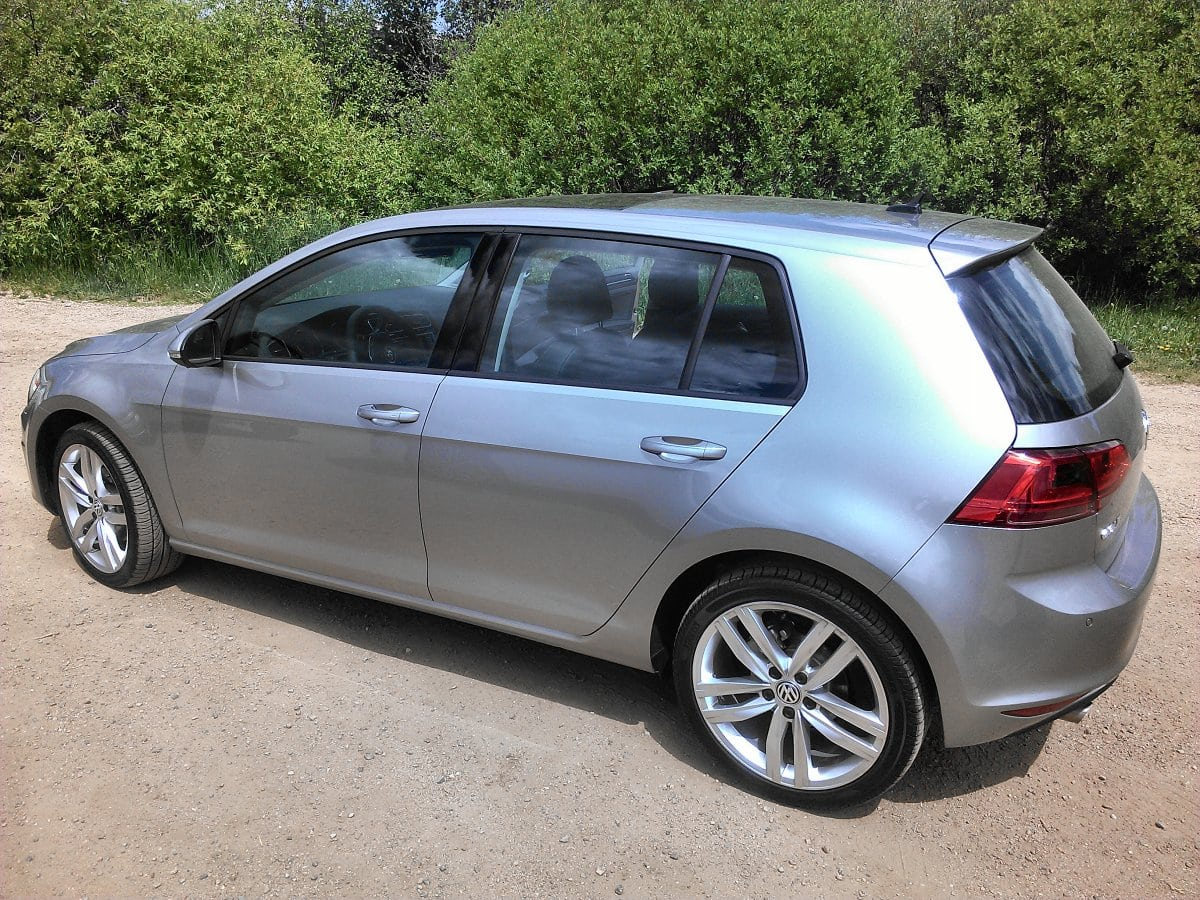 2015 Volkswagen Golf TDI gives a great first impression