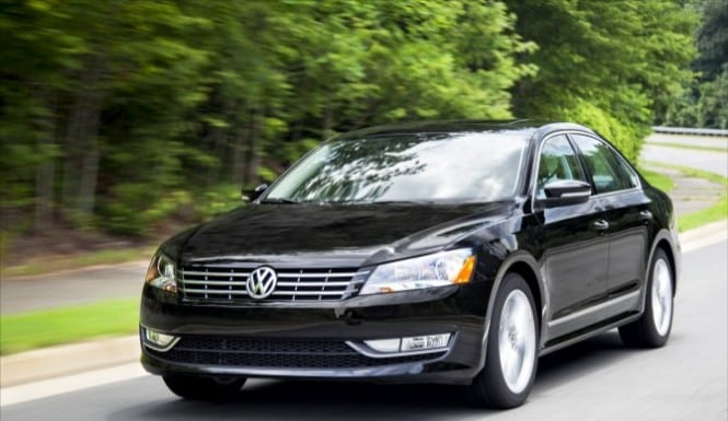2015 Volkswagen Passat aims to be big in China