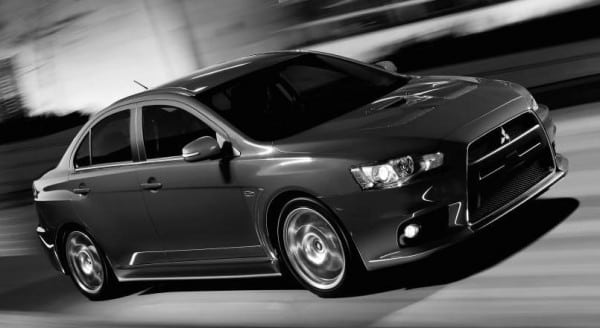 Mitsubishi shows off new 2015 Lancer Evo.. complete with updated cup holders!