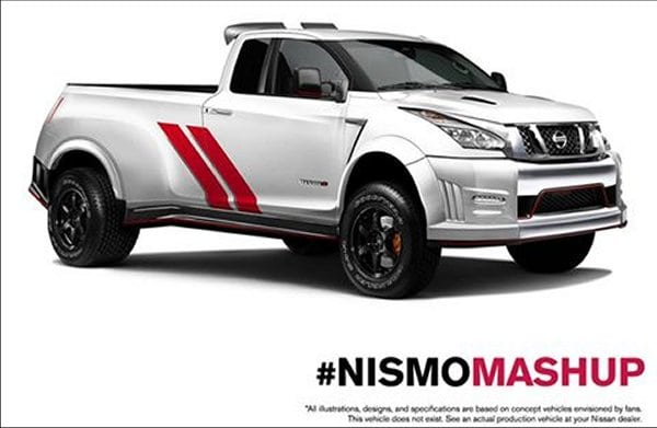 What Would a Nissan Titan NISMO look like?