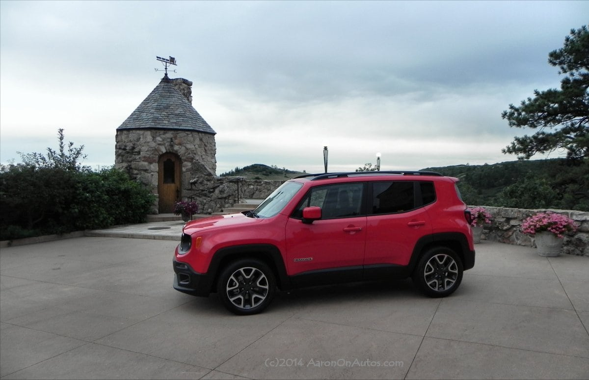 We Get Hands On With the 2015 Jeep Renegade – Torque News