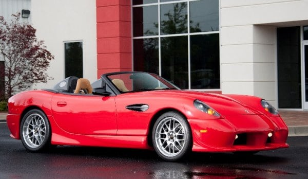 2015 Panoz supercar celebrates 25 years of Esperante Spyder with limited edition of 25 cars