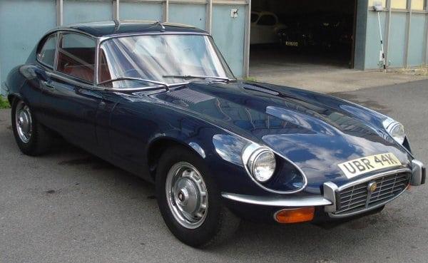 1972 Jaguar E-type smashes expectations at Baron's auction – Torque News