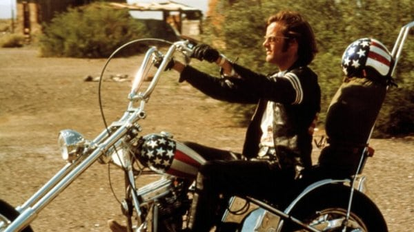 Iconic Easy Rider 'Captain America' Chopper Going Up For Auction – Torque News