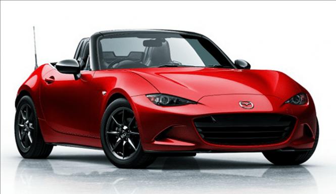Rumors Fly For The 2016 Mazda Miata