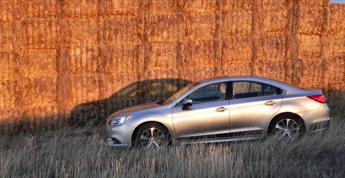 2015 Subaru Legacy – the new and classy Legacy shines