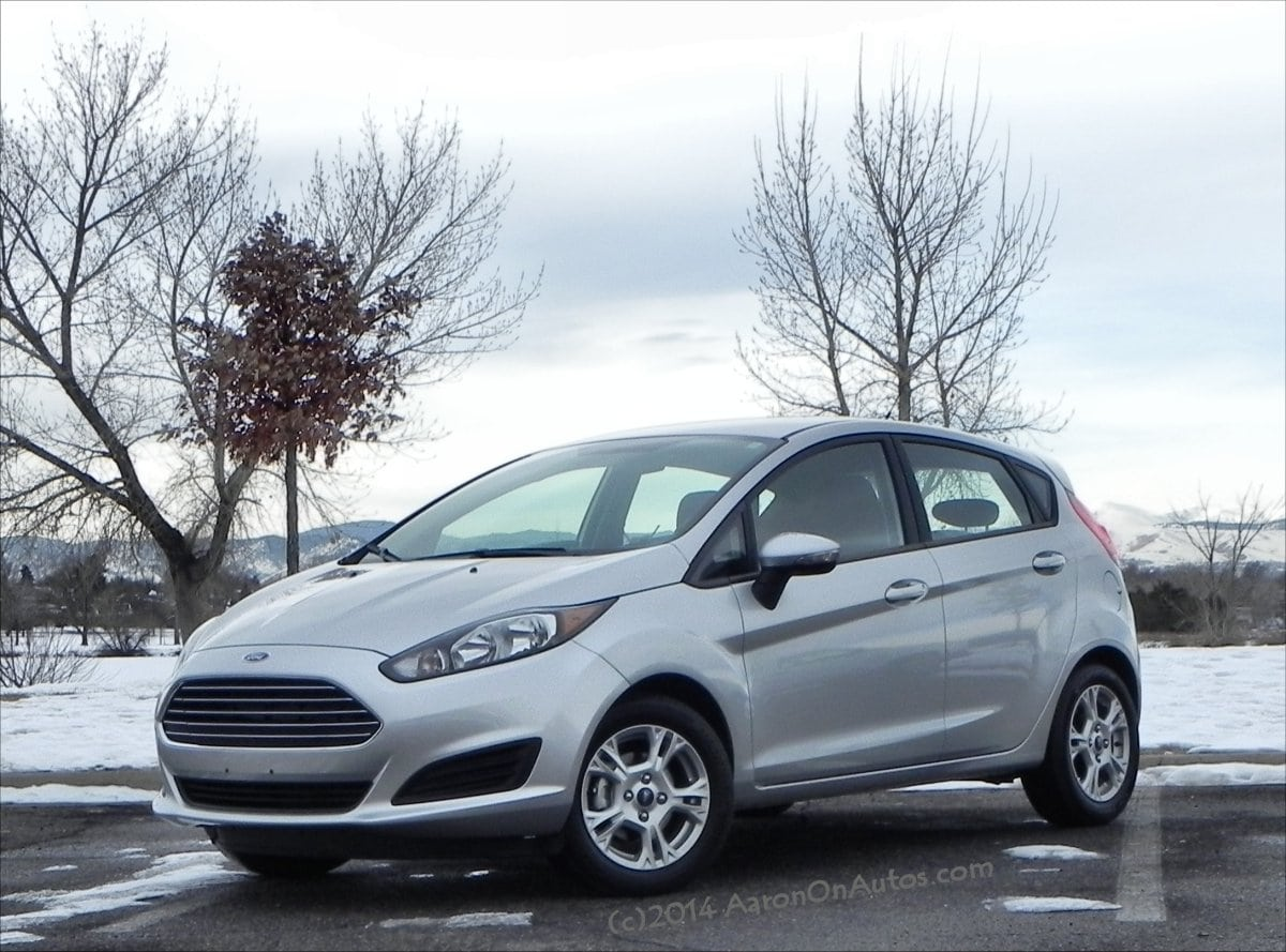 Thursday Throwdown: 2014 Subcompact Cars