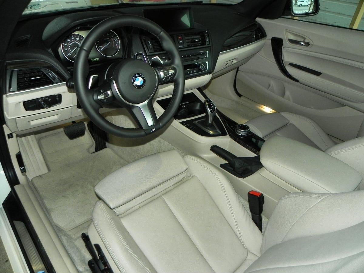 2014 BMW 228i interior review