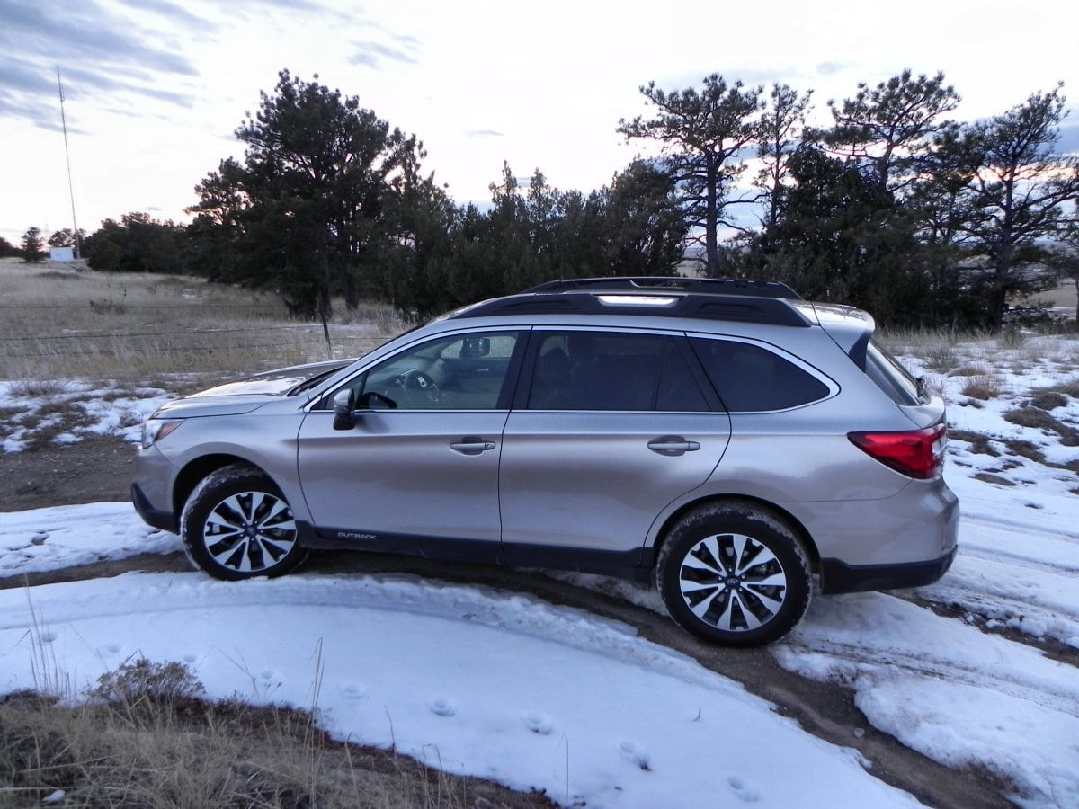 Review: 2016 Subaru Outback doesn't disappoint