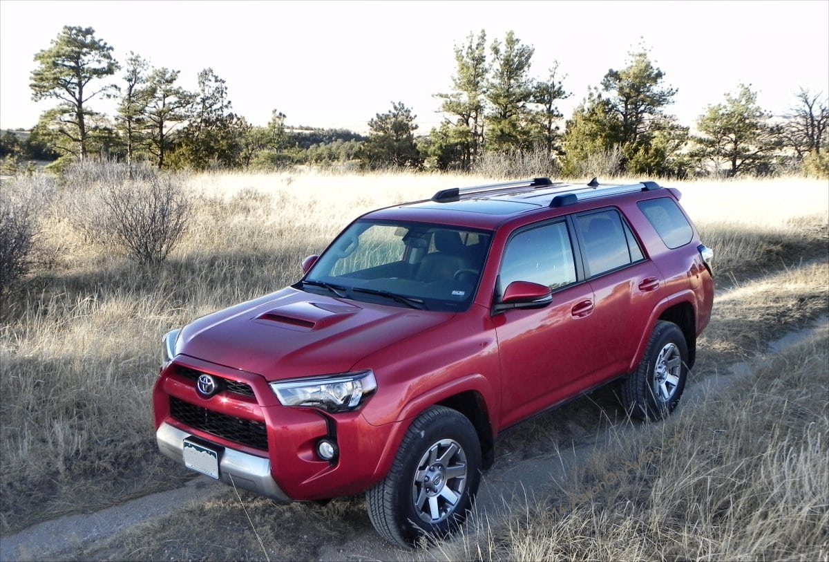 2015 Toyota 4Runner Trail gallery