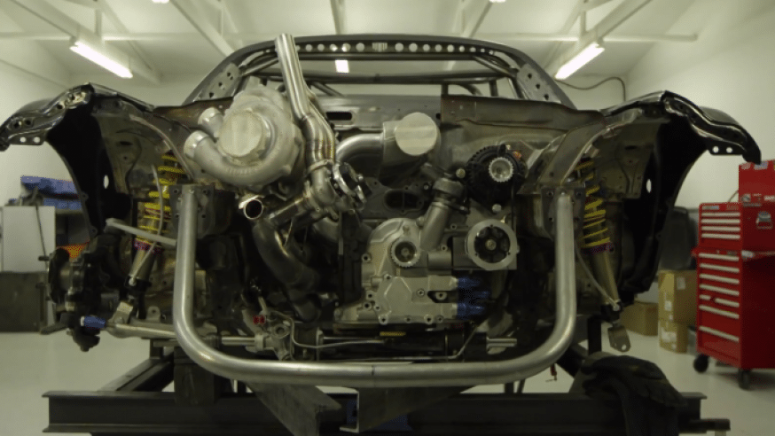 Whatever the Question, '1200 HP Miata' Is Always a Good Answer
