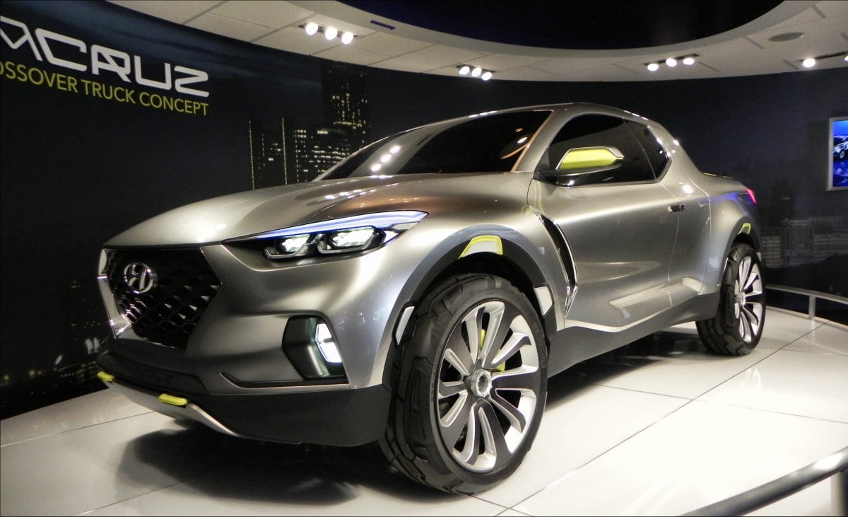 New Concept Cars at the Detroit Auto Show