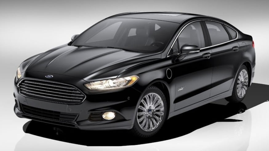 2014 Ford Fusion is a Stylish Power of Choice
