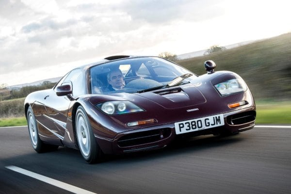 Buy Mr. Bean's McLaren F1 for a Mere $12M