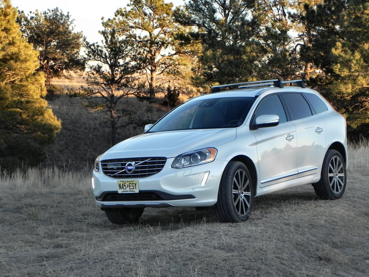 2015 Volvo XC60 Is The Swedes' Leather Jacket