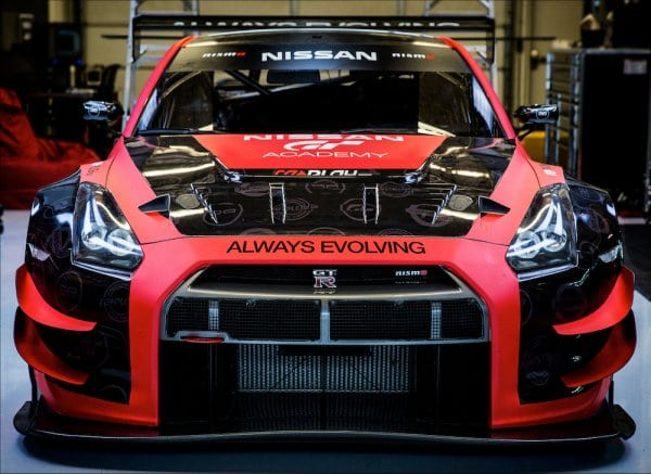 Nissan Partners With Always Evolving, Putting Two GT-R GT3 Cars in 2015 Pirelli World Challenge