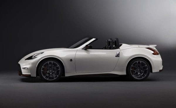 Nissan 370Z NISMO Roasdster Concept Hits Chicago Show