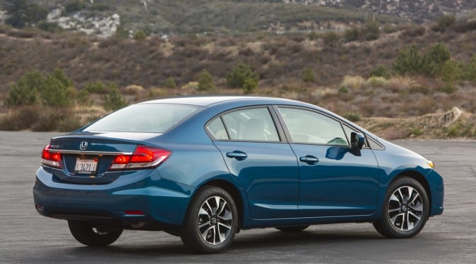 Thursday Throwdown: 2014 Small Sedans