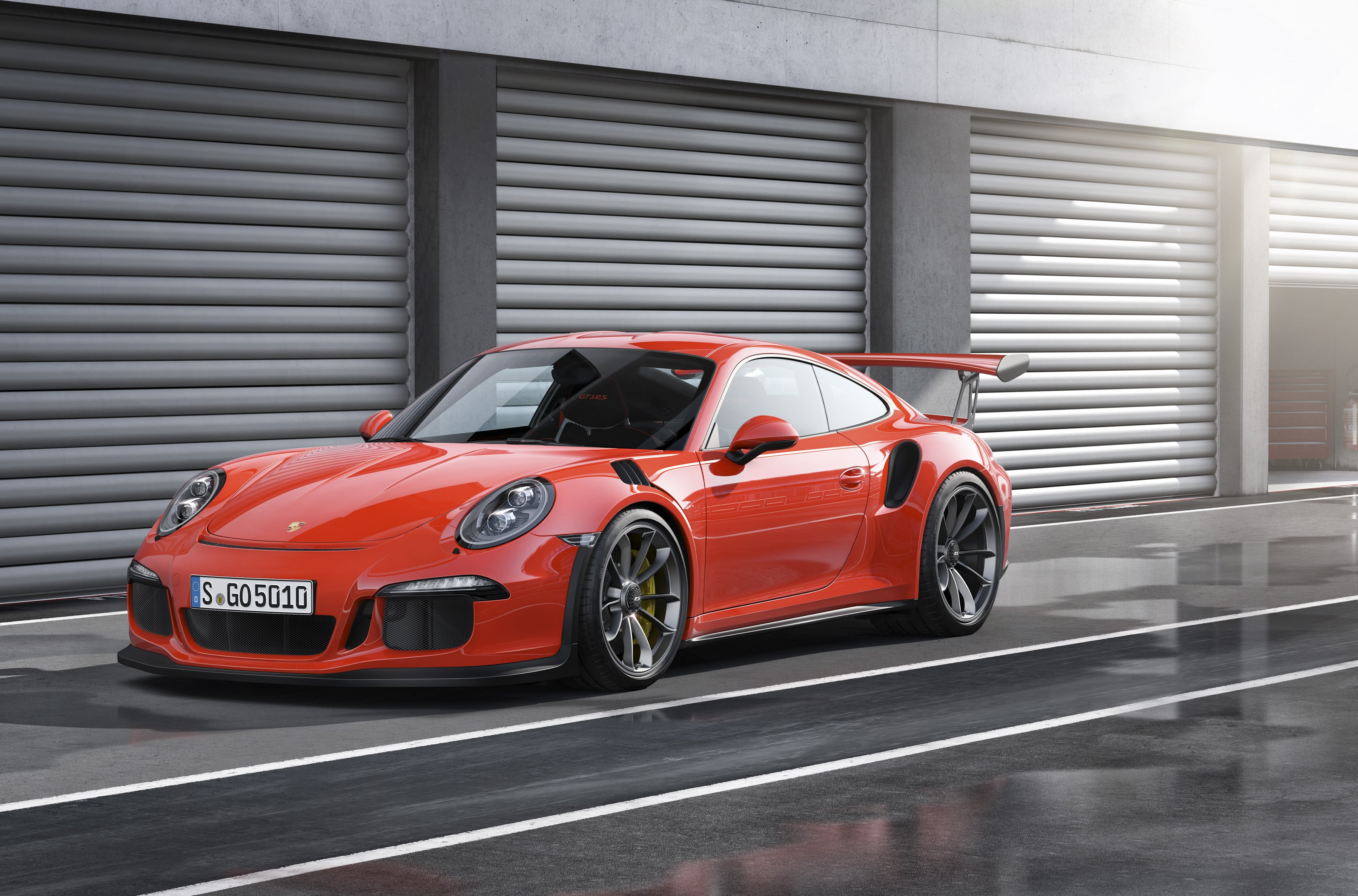 Porsche 911 GT3 RS Unveiled – the 'Everyday' Track Car