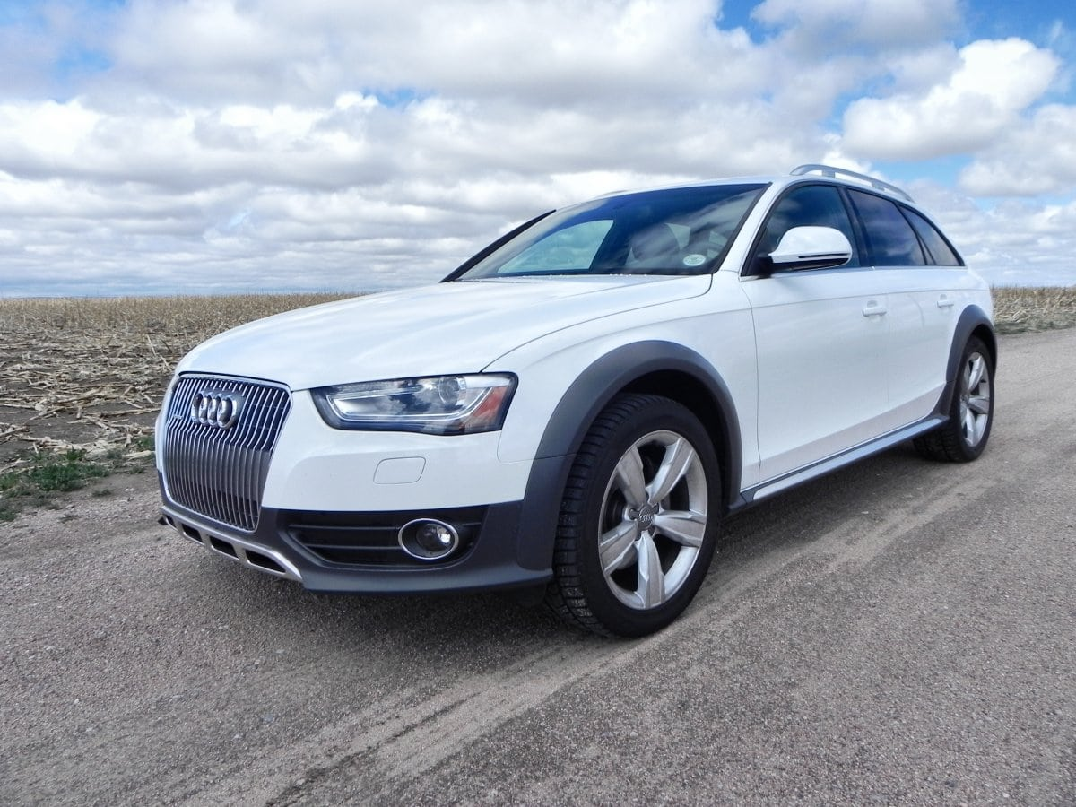 2015 Audi Allroad is a Notable Luxury Wagon