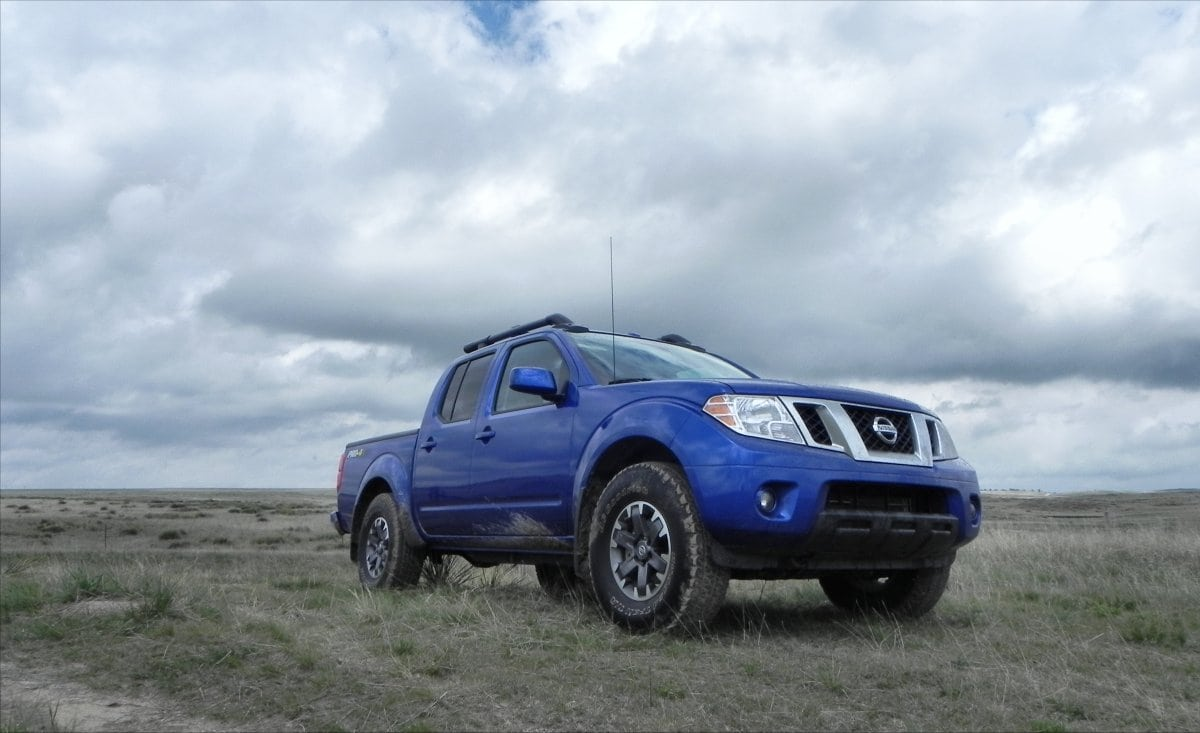 2015 Nissan Frontier Pro-4X gallery