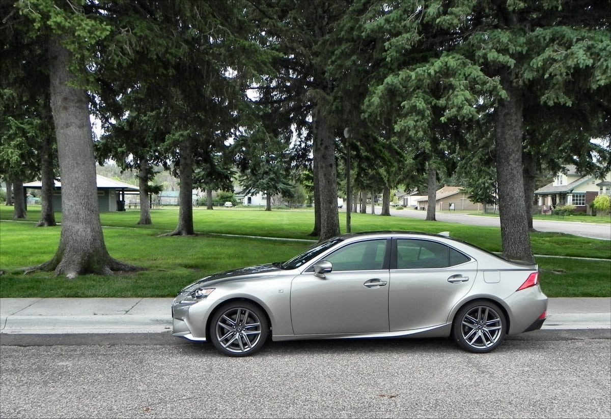 2015 Lexus IS 350 gallery