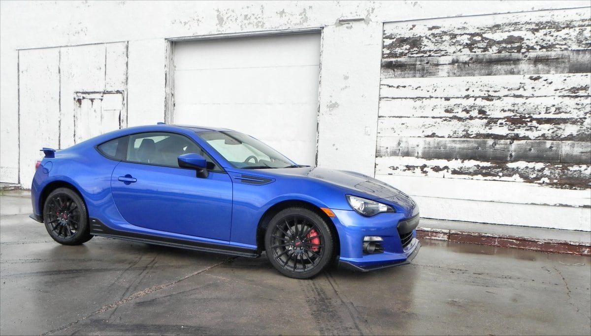 Review: 2015 Subaru BRZ is Fun and Affordable