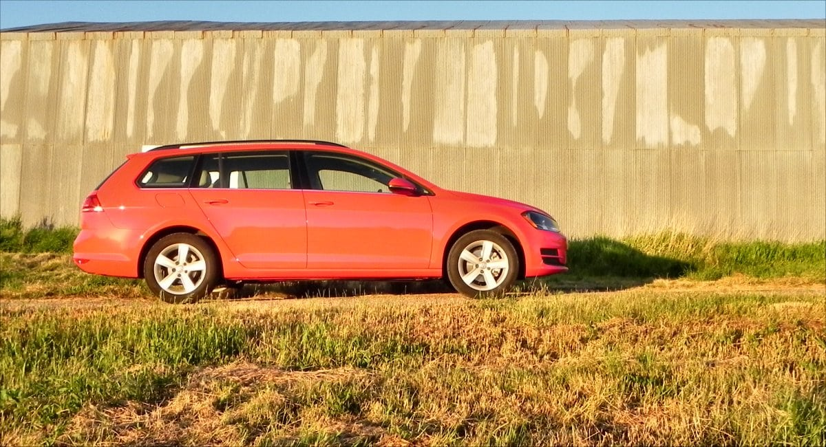 2015 Volkswagen Golf Sportwagen is Family Hauling Perfection