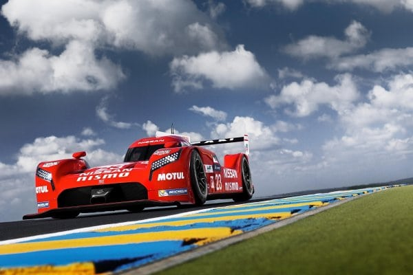 NISMO! NISMO! NISMO! Nissan GT-R LM NISMO Gears Up for Le Mans