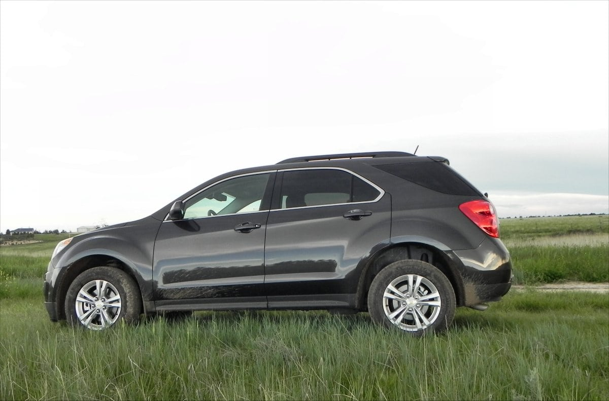 2015 Chevrolet Equinox Review