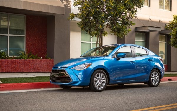 The 2016 Scion iA Is a Game-changing New Subcompact
