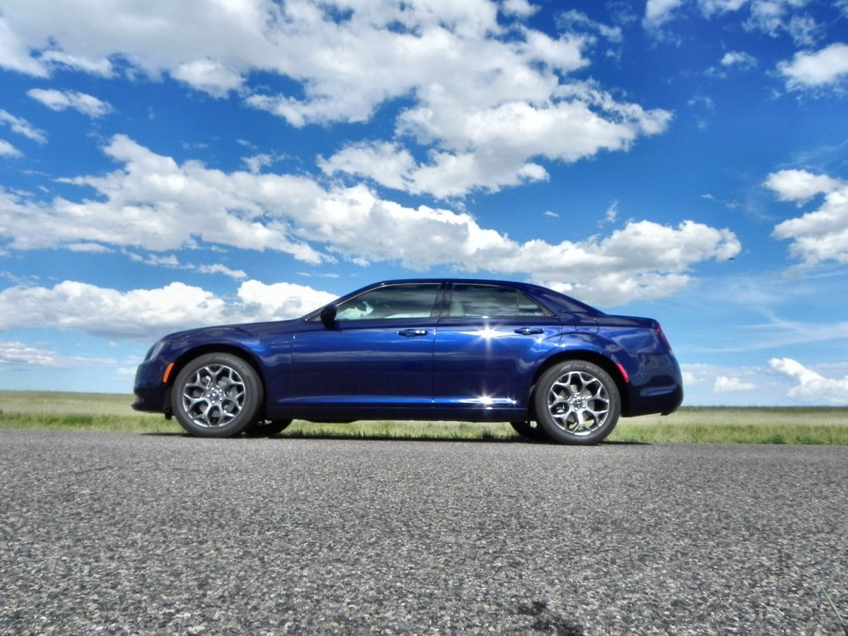 2015 Chrysler 300 is Big, Bold, and very American
