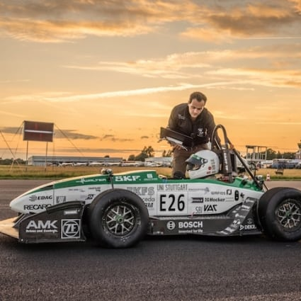 0-62 mph World Record Destroyed By Electric Racer