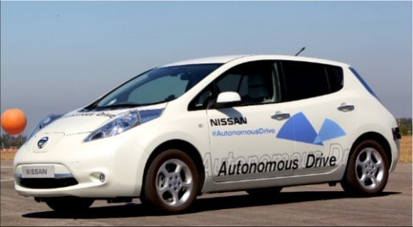 Navigant Ranks Autonomous Vehicle Market Development and the Leaders Are a Surprise