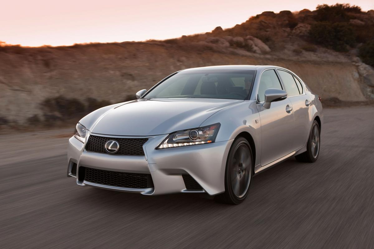 2015 Lexus GS 350 is the Excellent Midsize Lexus Sedan