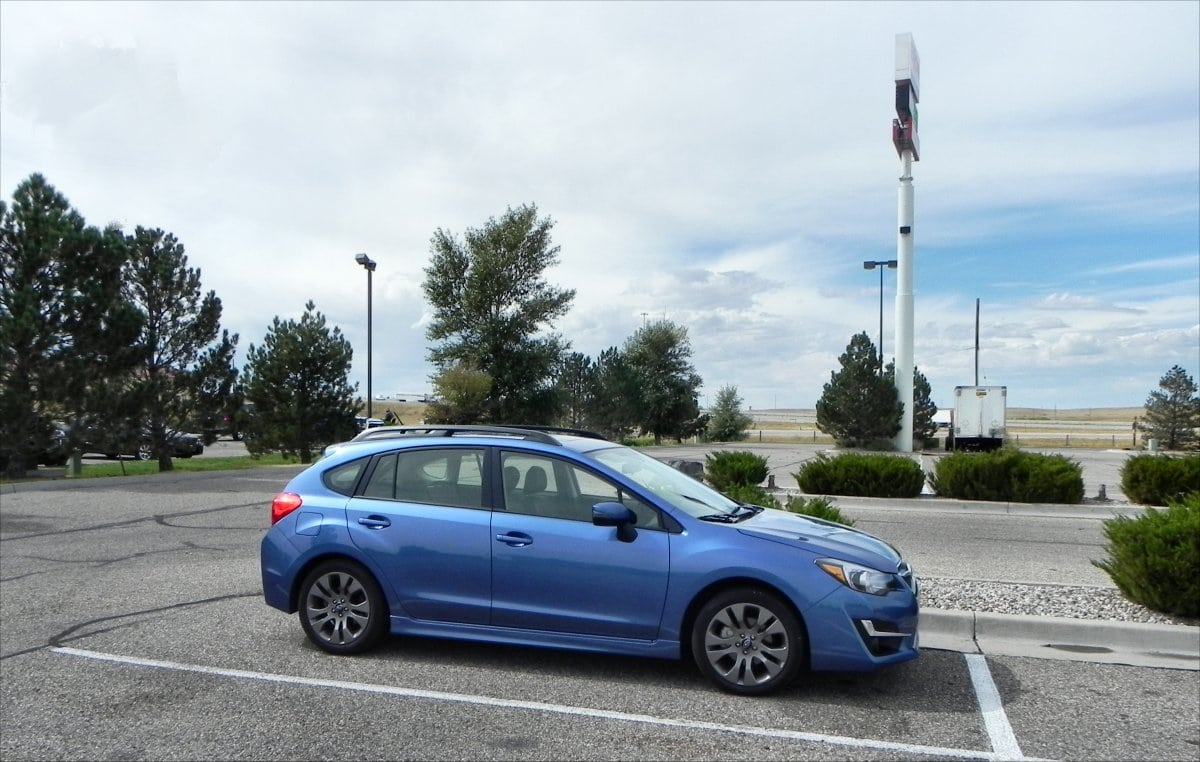2015 Subaru Impreza Sport is Efficient in Every Way