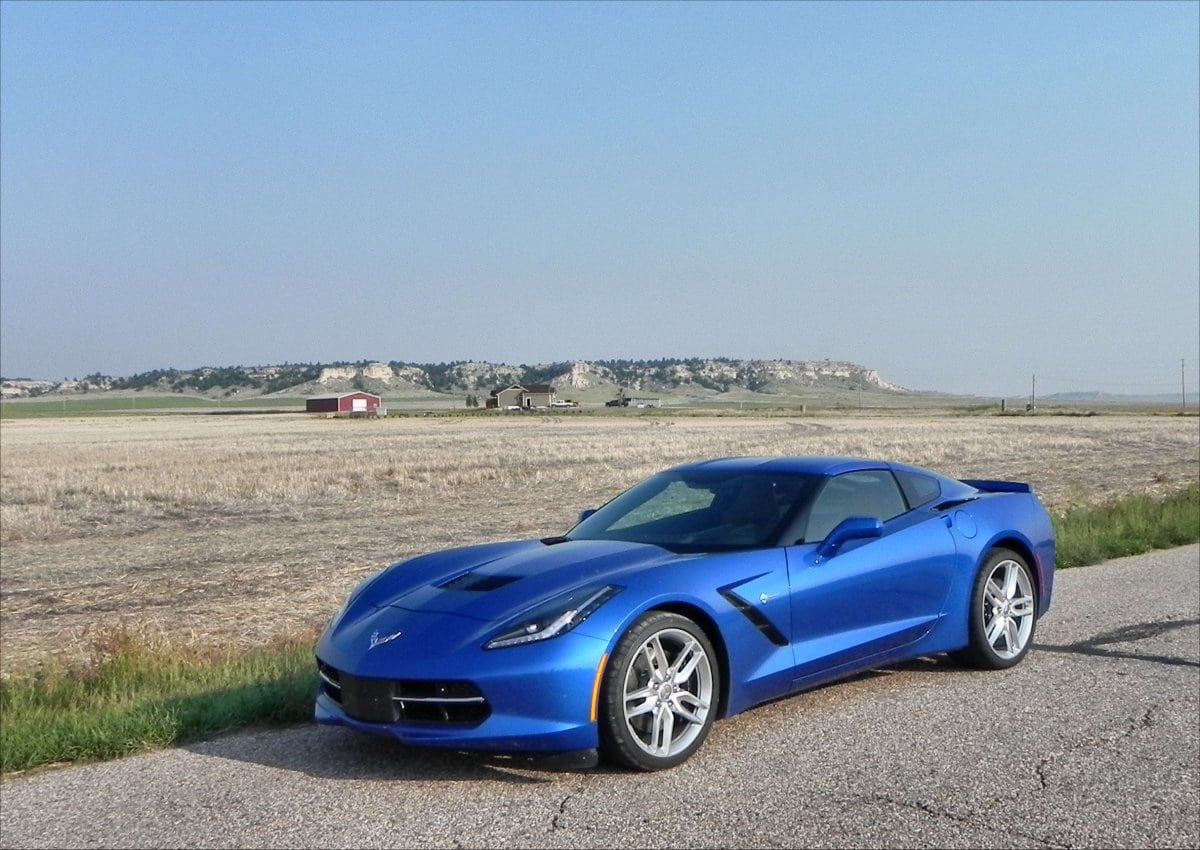 2016 Corvette Stingray glides in for a review
