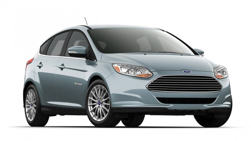 First Ford Focus Electric Ad Launched
