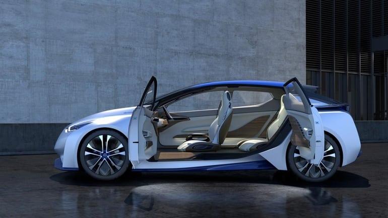 Nissan reveals vision for the future with autonomous IDS Concept