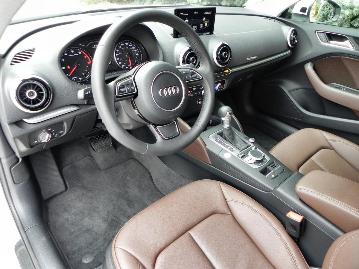 2016 Audi A3 Interior Review