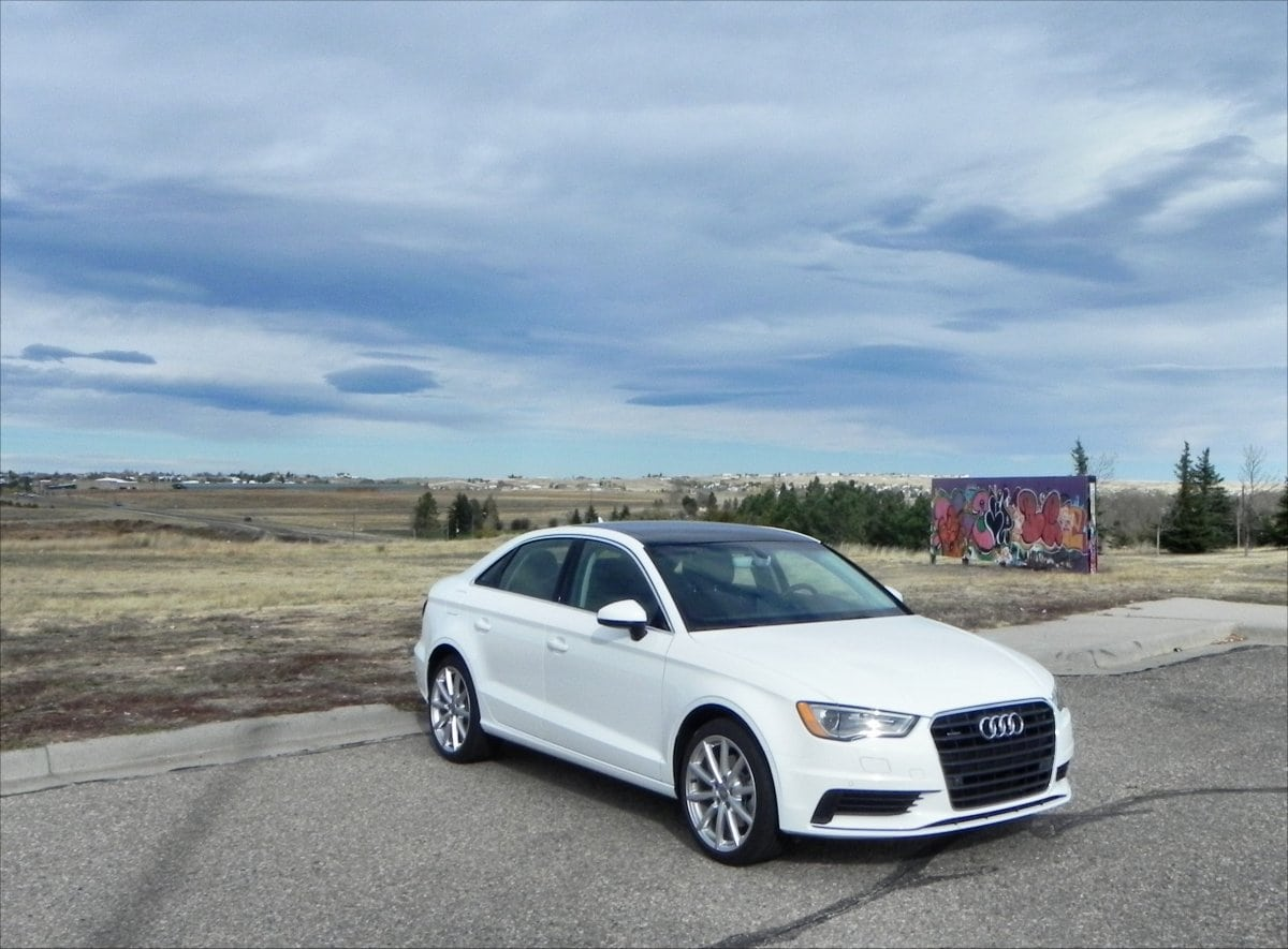 The 2016 Audi A3 Is Tiny Excellence