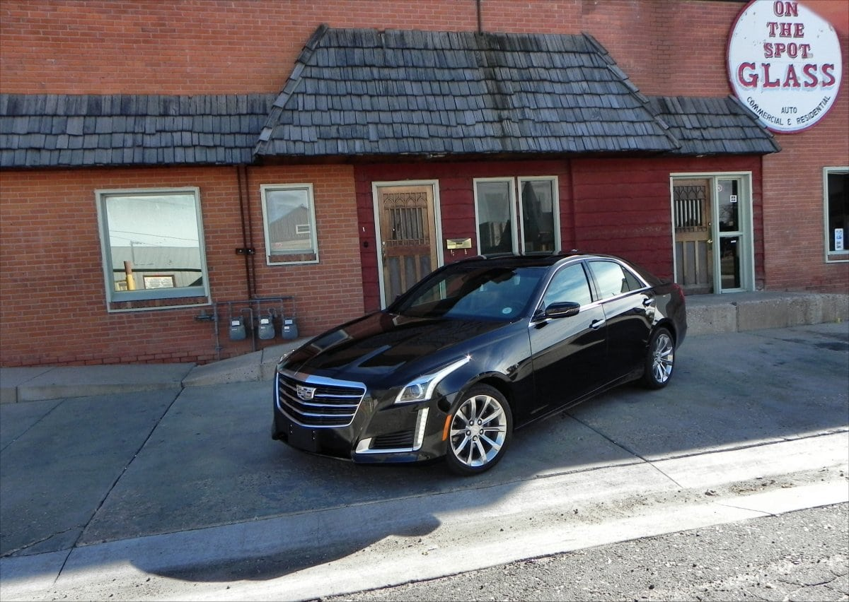 Review: 2016 Cadillac CTS offers honed, chiseled luxury