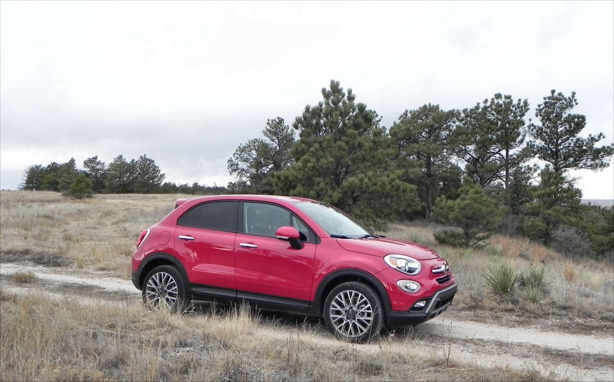 2017 Fiat 500X Brings Italian Fun To the Whole Family