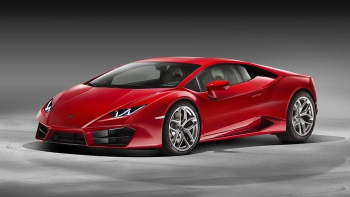 Lamborghini expands Huracan family with rear-wheel drive LP 580-2
