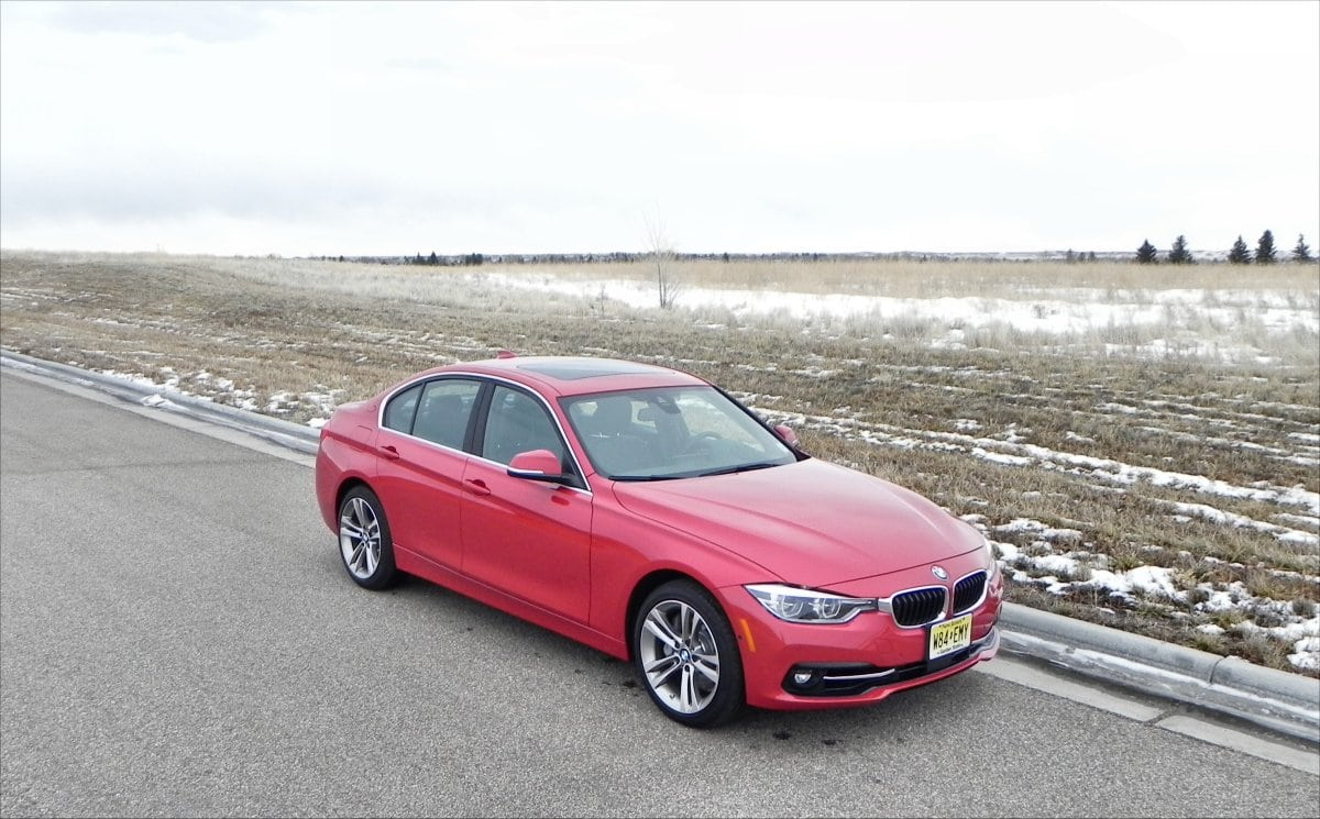 2016 BMW 340i has Calculated Excellence
